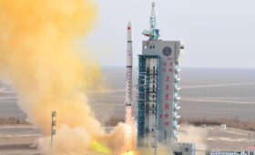 China launches spy satellite triplet for third time this year