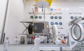 NASA begins final assembly of spacecraft destined for asteroid Psyche