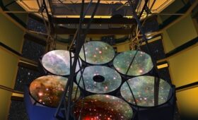 The Giant Magellan Telescope's 6th Mirror has Just Been Cast. One More to Go