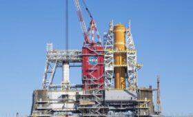 Watch NASA Test Fire America's SLS Moon Rocket Today