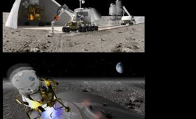 NASA Invests in a Plan to Build Landing Pads and Other Structures on the Moon out of Regolith