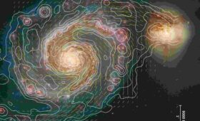 The Event Horizon Telescope has Revealed the Magnetic Field Lines Around M87's Central Black Hole