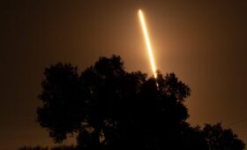 SpaceX Launches Fourth Starlink Mission of March