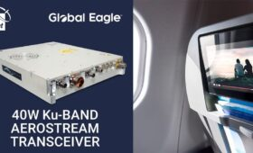 Gilat's In-Flight Connectivity high-power transceiver successfully tested by Global Eagle Entertainment for DO-160G certification