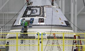 Boeing's next Starliner test flight delayed after SpaceX crew rotation