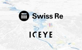 ICEYE enters into a strategic partnership with Swiss Re advancing natural catastrophe services with radar satellite-based flood monitoring