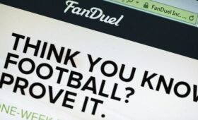 Flutter considering small listing for US site FanDuel