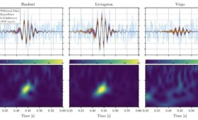 An Exotic Explanation for the Most Extreme Gravitational Wave Detected so far