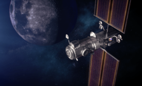 Maxar, Busek Conclude End-to-End Testing of SEP System for Lunar Gateway Element