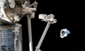 Nice Round Number: Remembering the Arrival of Canadarm2, 20 Years On