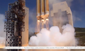 Delta IV Heavy Launches NROL-82, Kicks Off Ambitious 2021 Manifest for ULA