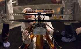 After successful first flight, NASA wants to push Mars helicopter to its limits