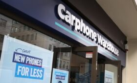 Carphone Warehouse closes Irish business, 486 jobs lost