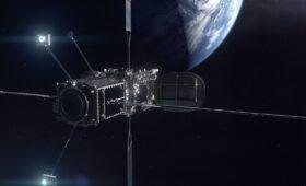 Northrop Grumman servicer docks with active satellite in geosynchronous orbit