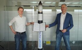 OHB Sweden signs Launch Service Agreement with Rocket Factory Augsburg