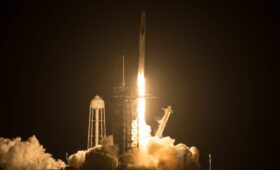 NASA's SpaceX Crew-2 astronauts headed to International Space Station