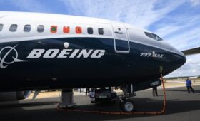 US airlines suspend use of some Boeing 737 MAX jets