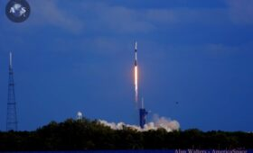 One Year After Launching Bob & Doug, SpaceX Continues to Push Falcon 9 Reusability Records
