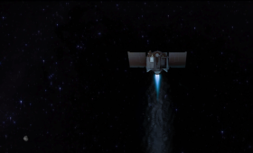NASA's OSIRIS-REx Begins Long Journey Home with First-Ever Asteroid Sample from Bennu