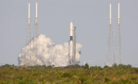 SpaceX test-fires rocket for sixth Falcon 9 launch in five weeks