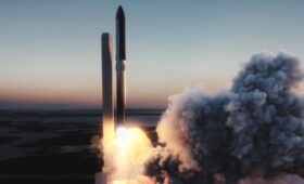 SpaceX outlines plans for Starship orbital test flight