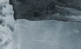 This is Currently the World's Largest Iceberg