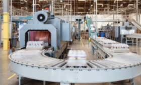 Manufacturing activity surge drives PMI to record high