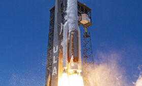 Photos: ULA's Atlas 5 rocket lifts off from Cape Canaveral