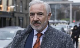 Sean Dunne says injunction against him is a 'fraud'