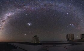 Comets Have Tails of gas, Dust… and Metal?