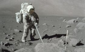 Astronauts Could Dust off Themselves and Equipment on the Moon With an Electron Beam