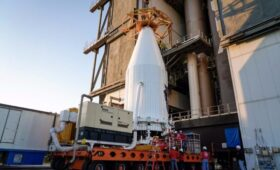 ULA Primed for 17 May Launch, First of Eight Atlas V Missions for 2021