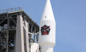 Problem during fueling preps forces Atlas 5 launch delay
