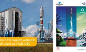 Live coverage: Soyuz rocket set for launch today with 36 OneWeb internet satellites