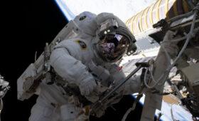 Kimbrough, Pesquet Wrap Up Solar Array Upgrades With Third iROSA Spacewalk