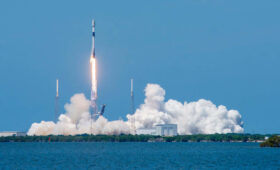 Photos: Falcon 9 launches 60 more Starlink internet satellites