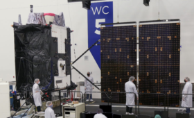 Falcon 9 Completes Static Fire Test, Targets Thursday Launch of GPS III-05