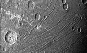 Finally! New Pictures of Ganymede, Thanks to Juno