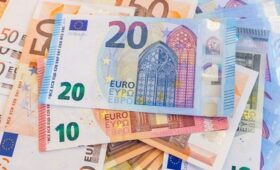 12-month rolling Exchequer deficit stands at €12.2bn