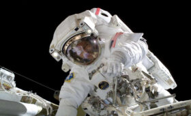 Watch live as space station astronauts make spacewalk