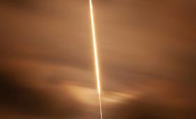 Veteran Falcon 9 Lifts Powerful SXM-8 Communications Satellite to Orbit