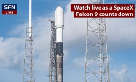 Live coverage: SpaceX counting down to rideshare launch from Cape Canaveral