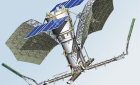 Russia launches military satellite for naval surveillance