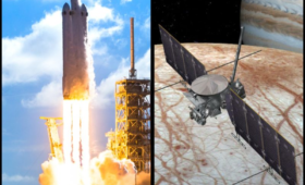 Falcon Heavy to Launch NASA Mission to Explore Jupiter's Moon Europa in 2024
