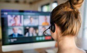 Virtual internships: 'I never met my mentor in person'