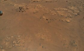 NASA's Mars Helicopter Delivers 'Bird's Eye' Views from 9th Flight, Perseverance Prepares for First Sampling