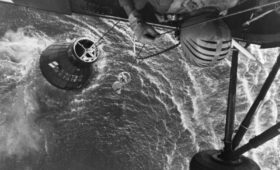 A Head Filled With Seawater: Remembering Liberty Bell 7, Six Decades On