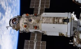 High drama as Russian lab module tilts space station with errant thruster firings