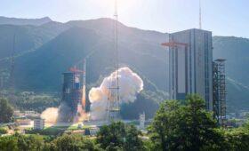 China launches three more Yaogan spysats