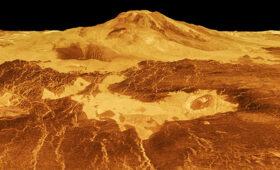 Venus' Surface Tectonics is More Like Pack ice on Earth